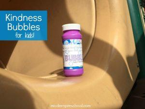 Surprise Kindness Bubbles for Kids!