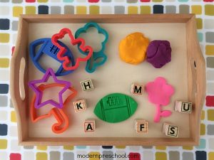 Identify & Stamp – Beginning Sounds Activity