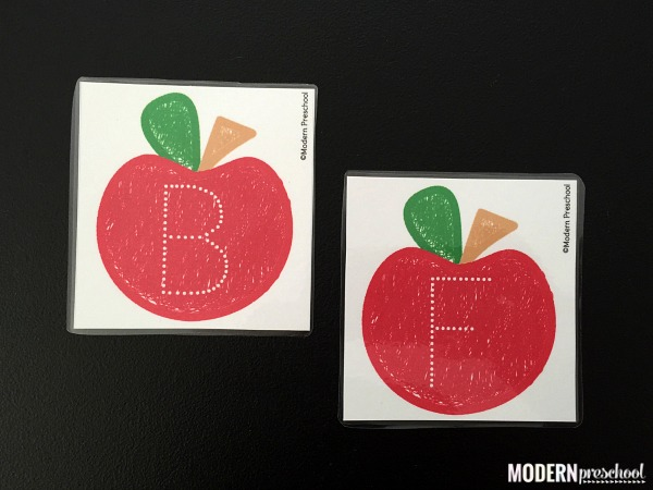 picture regarding Apples to Apples Cards Printable named Tracing Letters Printable Apples
