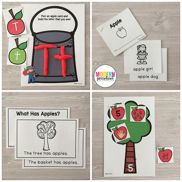 graphic relating to Apples to Apples Cards Printable named APPLES Literacy Math Facilities