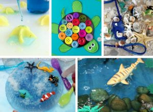 24 Awesome Ocean Activities for Kids